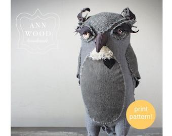dastardly owl : booklet