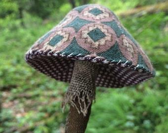 a sewing pattern : little mushroom