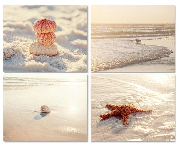 beach collection, beach photography, beach cottage art, starfish decor, seagull photography, beach decor, starfish art, ocean art