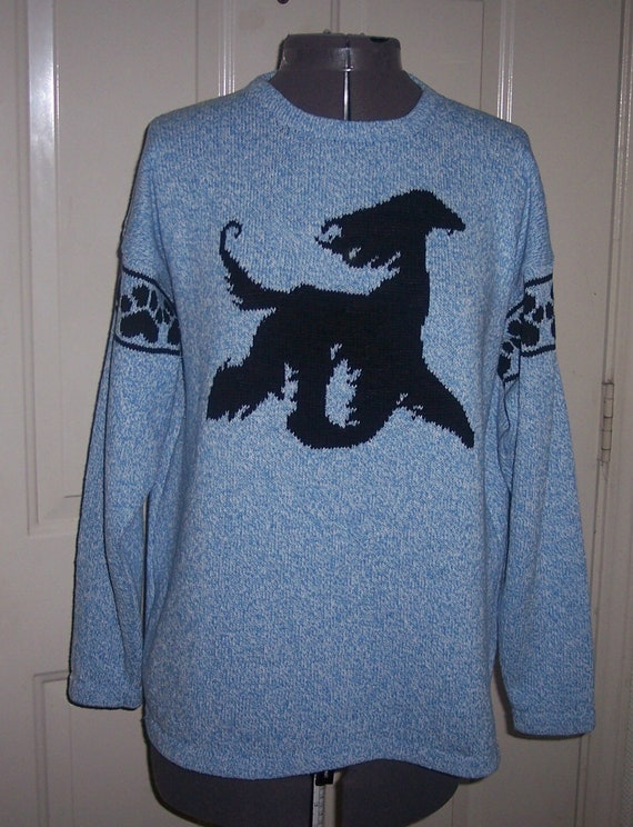 Custom Knit Greyhound Dog Sweater ****Create your own sweater see below*****
