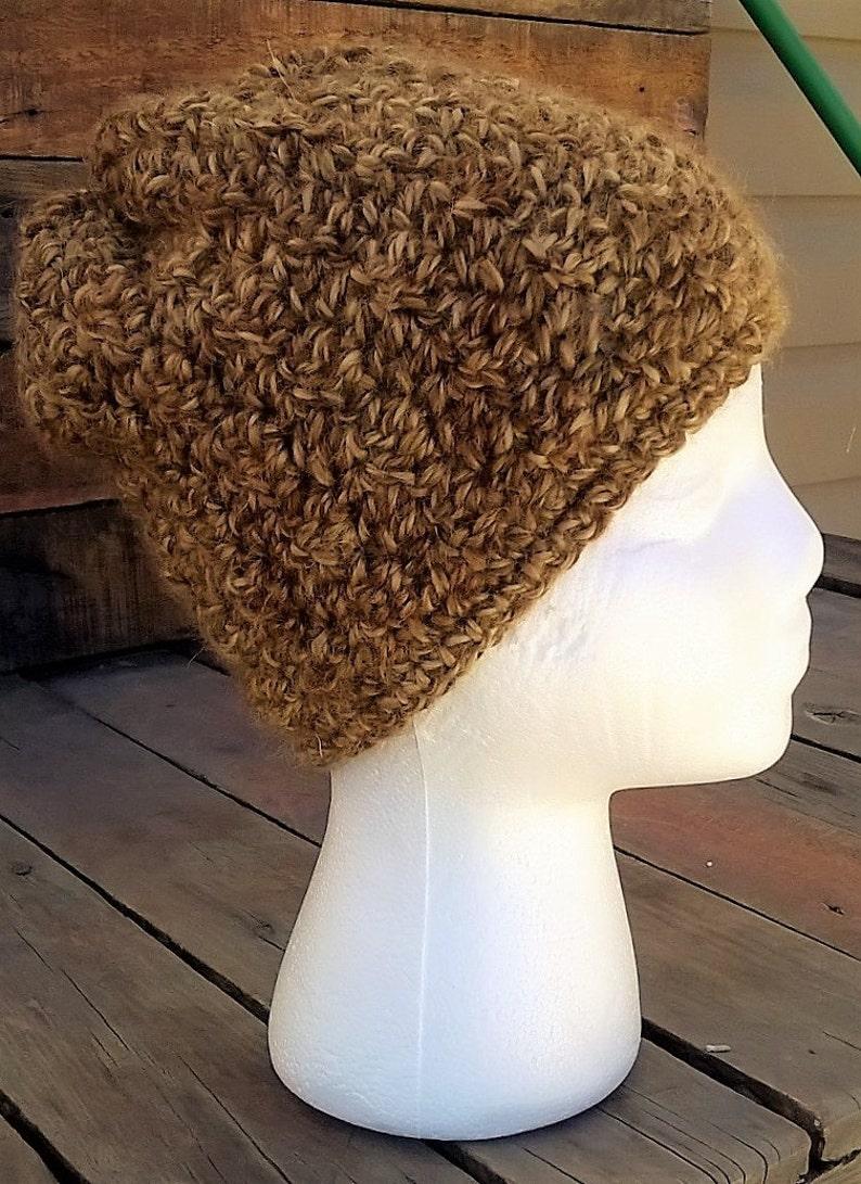 Natural Wool Hat image 0