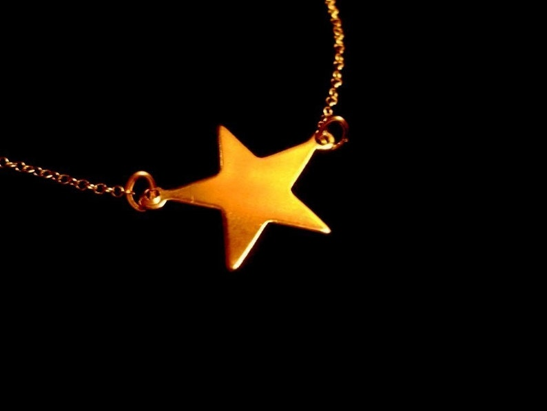 The Perks of Being a Wallflower The Runaways Necklace Star image 0