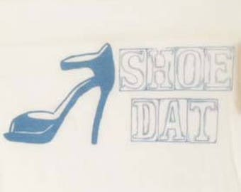 Shoe Dat T-Shirt Womens Medium