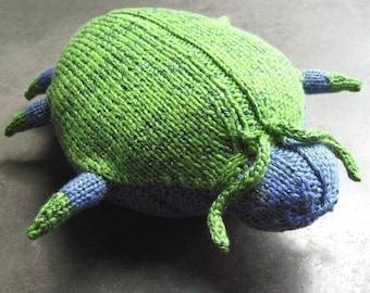 Pattern, Sparkle Beetle
