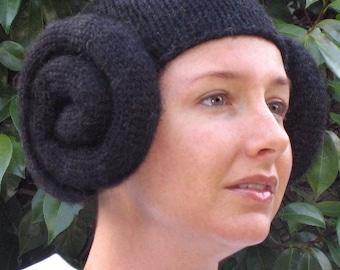 Pattern, Knit Leia Wig