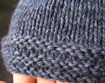 Pattern, 3 Ribs Brim Boyfriend Hat
