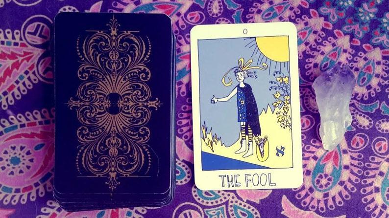 Tarot Reading  1 card  The Collective Tarot image 0