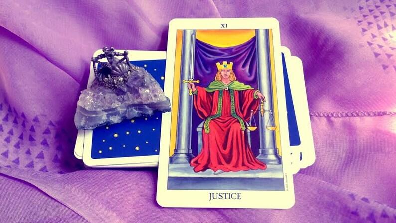 Tarot Reading  1 card  Rider-Waite-Smith image 0