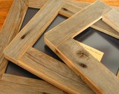 Barnwood FRAME 8x10 rustic refined ...from reclaimed aged wood