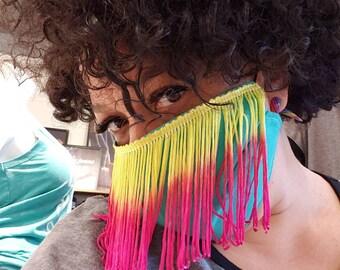 Face Mask 'Desert Sunset' masks covering reusable washable