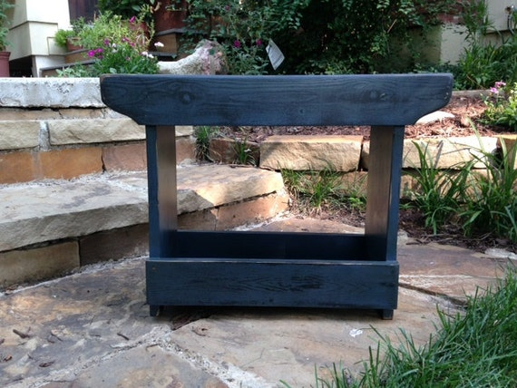Magnificent Luke Bench 18 Inches Tall Makes A Great Narrow Side Table Magazine Bin Andrewgaddart Wooden Chair Designs For Living Room Andrewgaddartcom