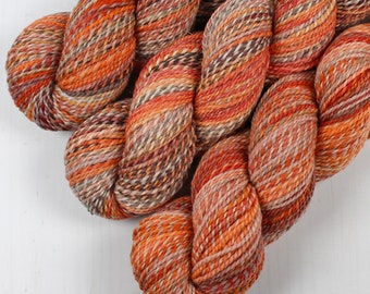 ColorMix DK - CLAY POT -  Superwash Merino Wool - Hand dyed yarn, gradient striping marl marled ombre knitting crochet indie dyer