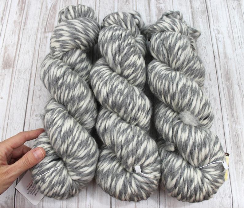 SUPRA  Super Bulky Merino Wool  POLARITY  Knitting Yarn image 0
