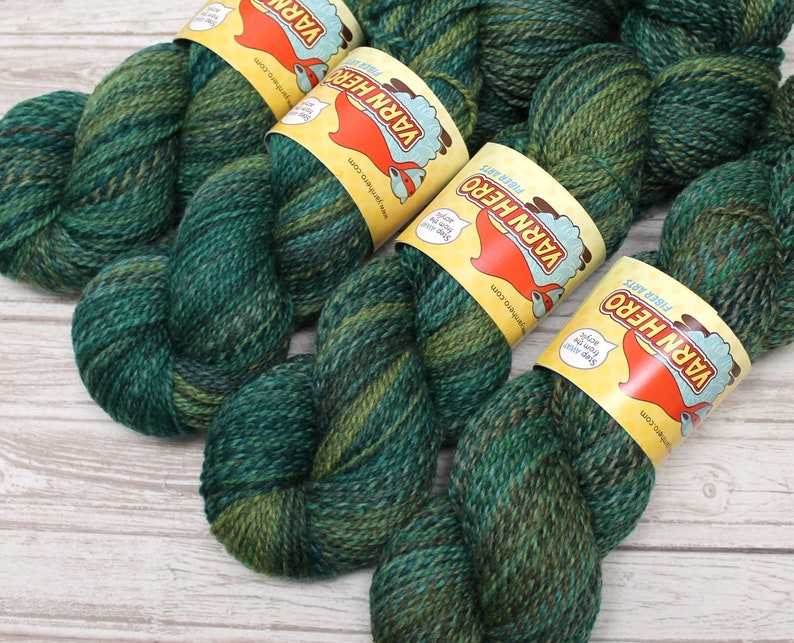 Sport   CASH FLOW   Merino Wool  ColorMix Yarn hand dyed image 0