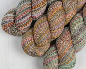 ColorMix Sock - CANYON -  Superwash Merino Wool/Nylon, Hand Dyed Yarn, Fingering gradient ombre marl marled indie knitting crochet