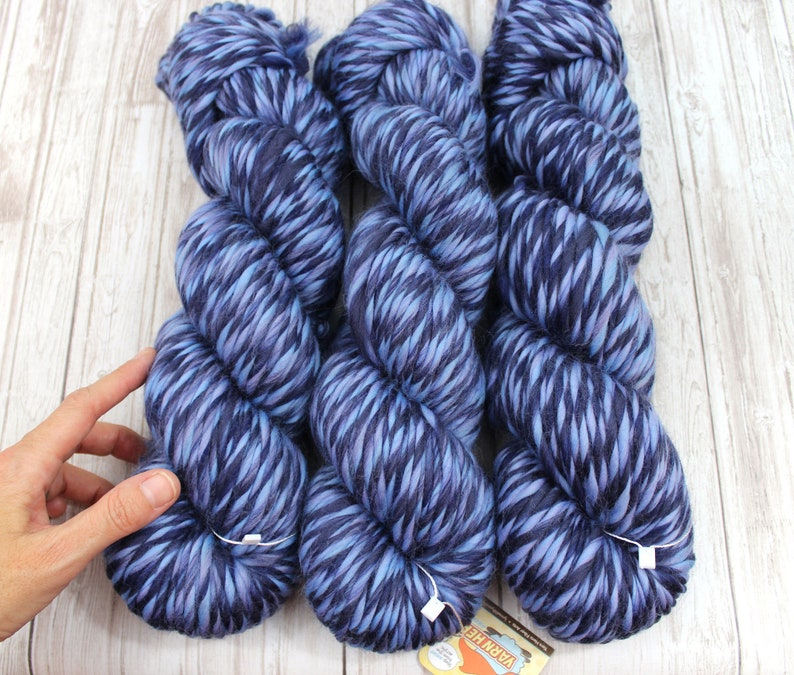SUPRA  Super Bulky Merino Wool  FAR & AWAY  Knitting Yarn image 0