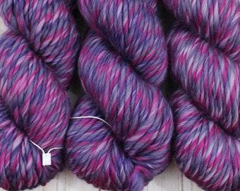 SUPRA - 200g Super Bulky Merino Wool - GALAXY - Knitting Yarn Chunky Crochet Blanket Quick Jumbo Single Ply Singles   Felt Dyed Marl