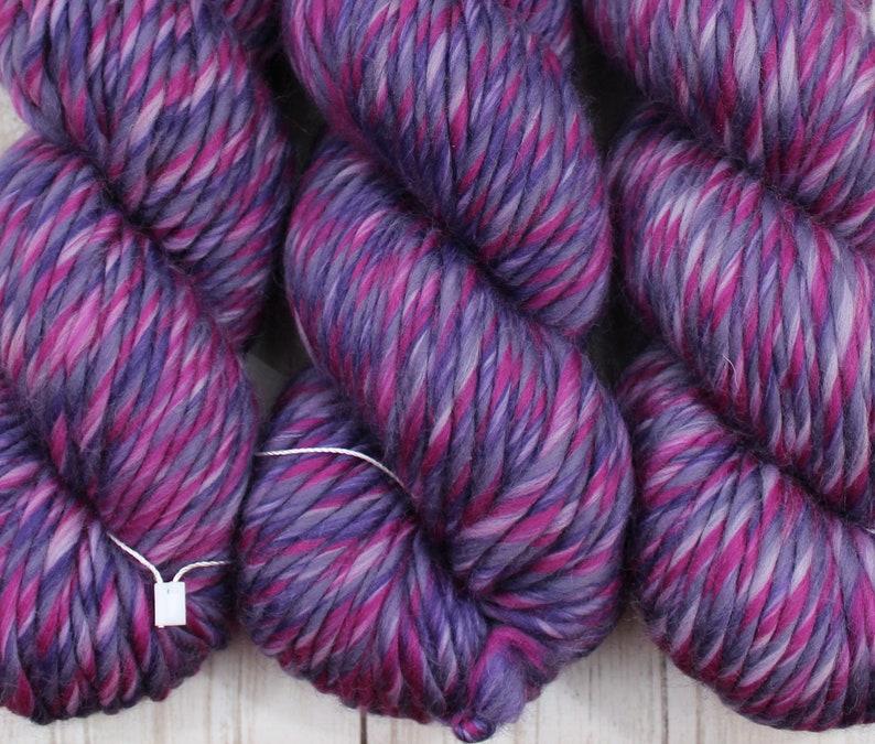 SUPRA  200g Super Bulky Merino Wool  GALAXY  Knitting Yarn image 0