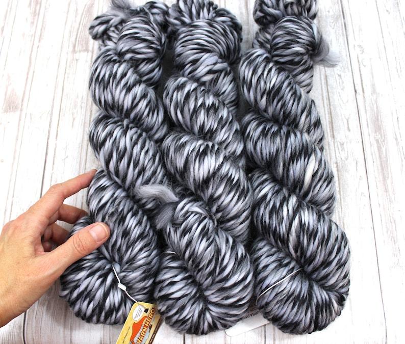 SUPRA  Super Bulky Merino Wool  FLEECE  Knitting Yarn image 0