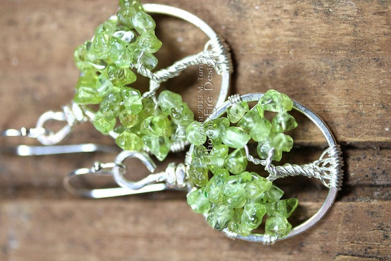 Spring from series Four Seasons recycled sterling silver.