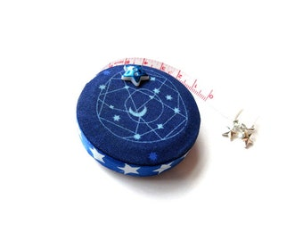 Tape Measure Stars in The Sky Small Retractable Measuring Tape