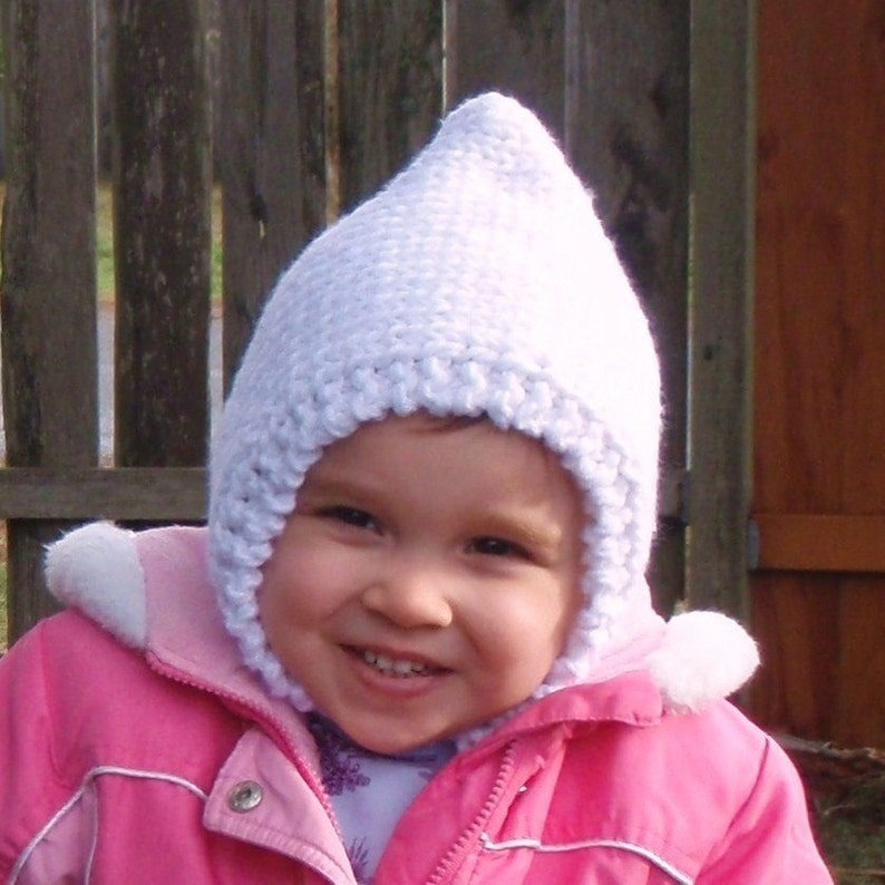 The Pixie Knit Hat Pattern image 0