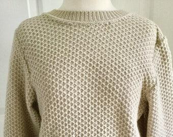 Wolle stricken Pullover - Maßarbeit zu bestellen