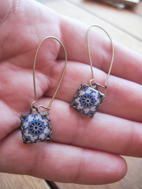 Talavera Earrings