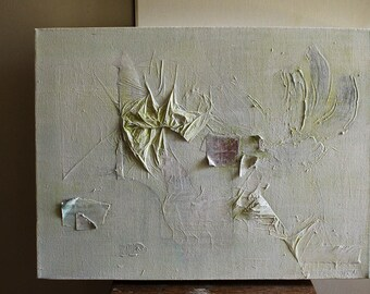 ORIGINAL ART PAINTING / untitled / by pamelatang