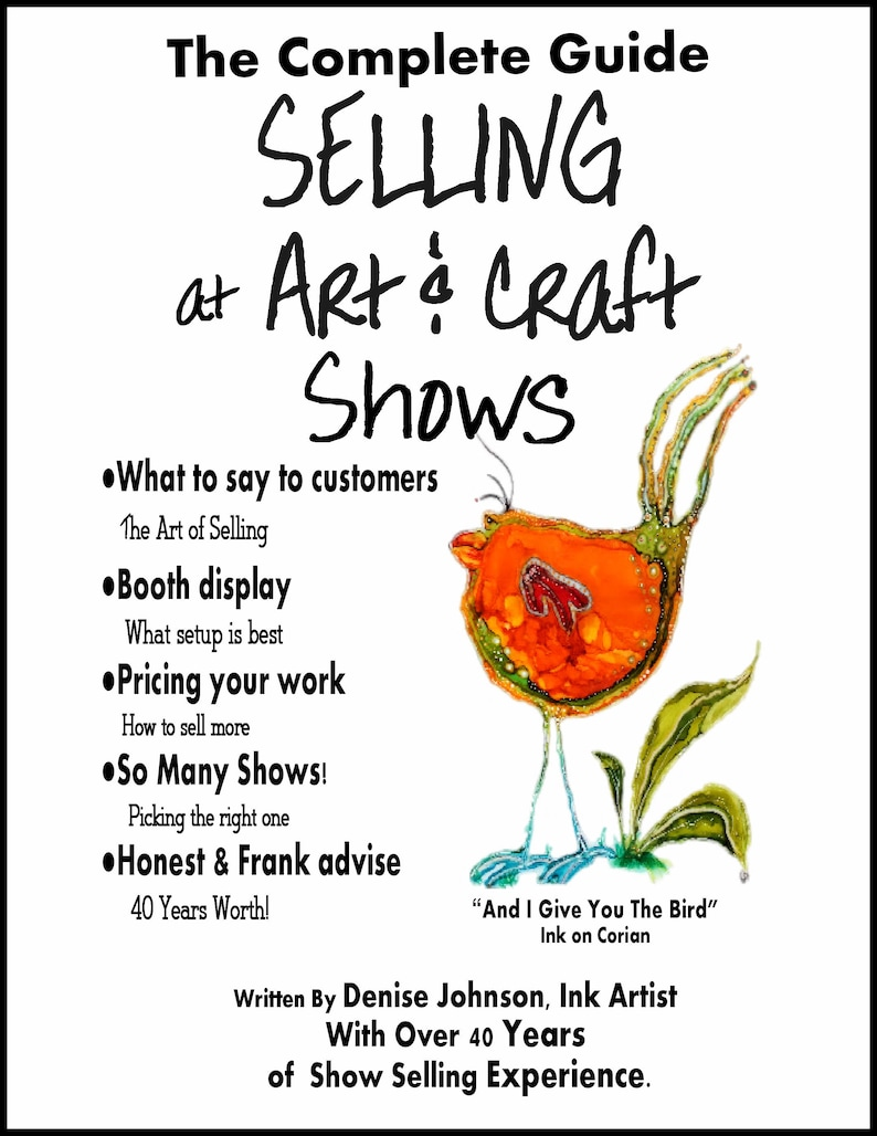Guide To Selling At Art and Craft Shows  Selling Your Art  image 0