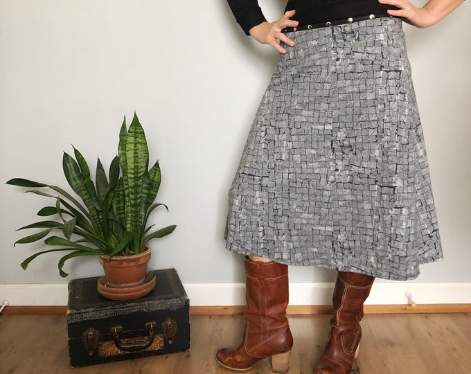 Snap Skirt, Hatch by Erin MacLeod