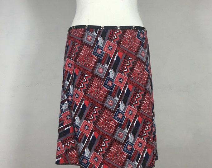 """Snap Around Skirt. """"Classic Romance"""" Erin MacLeod Skirt"""