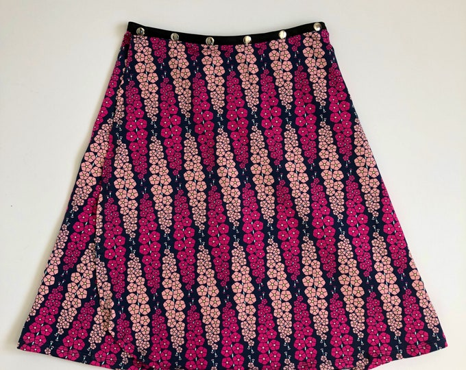 Yoga Skirt, Teacher Skirt, Travel Skirt, Summer Snap Wrap Skirt, Erin MacLeod FREE SHIPPING