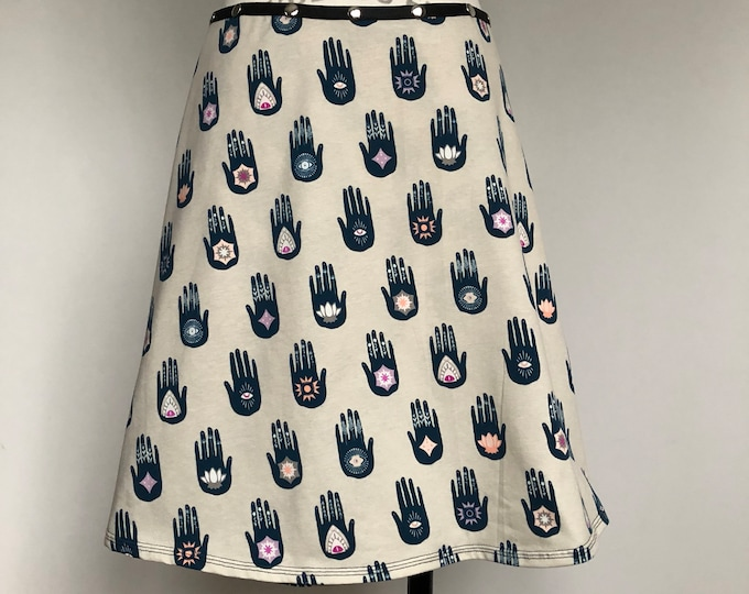 Yoga Skirt, Snap Skirt, Adjustable Skirt, Erin MacLeod, Blessings Skirt