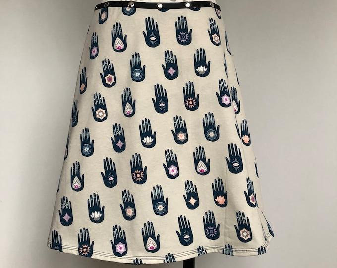 Yoga Skirt, Snap Skirt, Adjustable Skirt, Erin MacLeod, Blessings Skirt