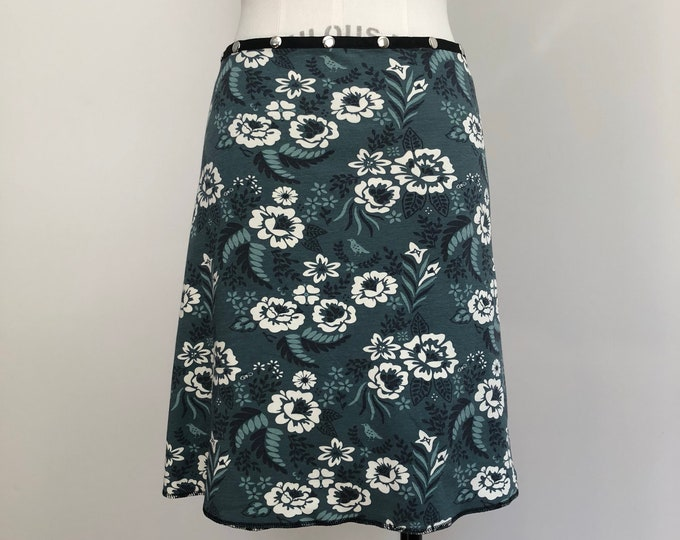 Organic Snap Skirt by Erin MacLeod