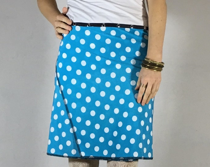 Snap Around Skirt, Play Classic by Erin MacLeod