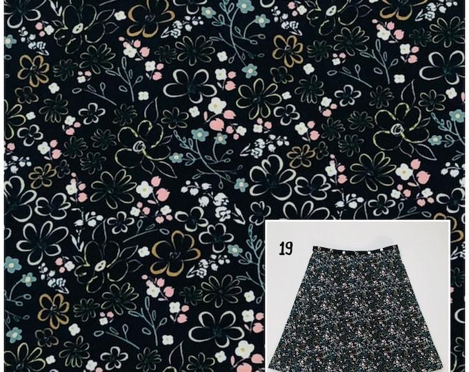 Dark and Dainty Skirt