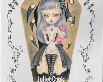 MALFORMED CONFETTI by Juliet Cook - 2018 full-length POETRY book by Juliet Cook - 100+ pages of horrific poetry - Crisis Chronicles Press