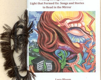Poking through the Fabric of the Light that Formed Us by Lora Bloom - 2013 Blood Pudding Press contest winning poetry chapbook