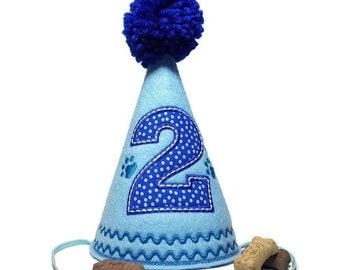 Dog Birthday Hat Boy Party First For Dogs Gotcha Day Cake Smash