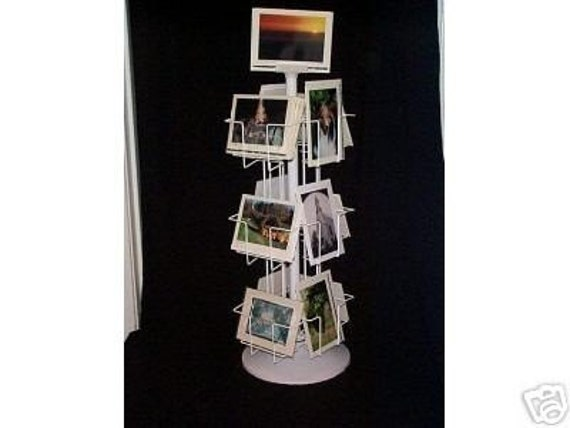 12 pocket 5x7 greeting card rack vertical and horizontal etsy image 0 m4hsunfo