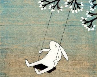 Solitude - Signed Art Print