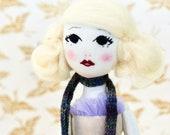 Tess - Cloth Doll