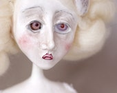 Ide - Ethereal Art Doll Bust