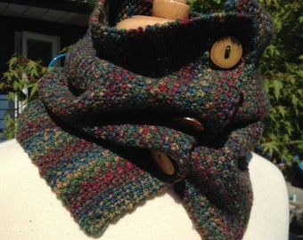 The forest dweller's cowl