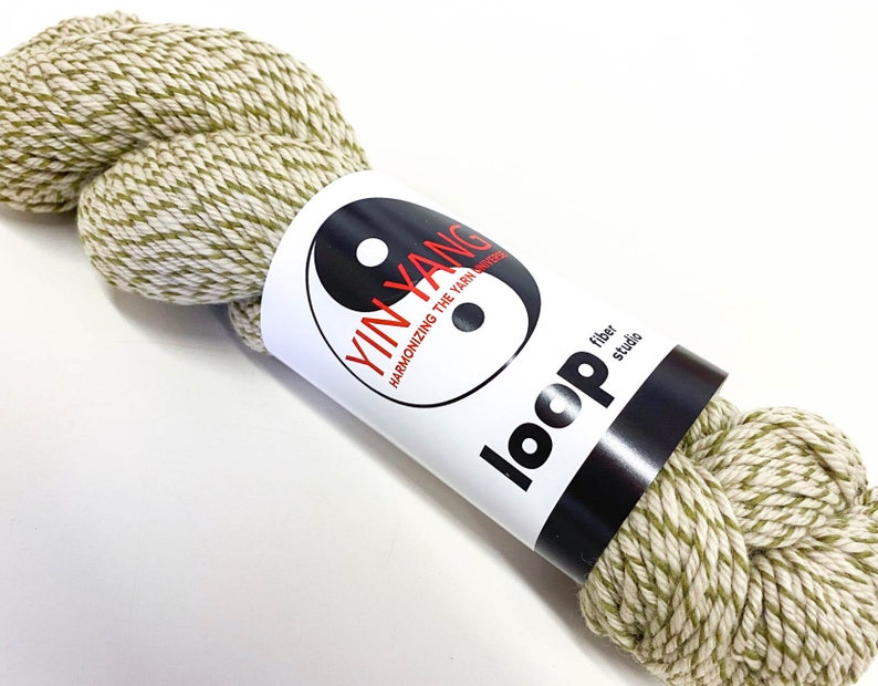 SO FORTH From Loop's New Yin Yang Collection in Worsted image 0