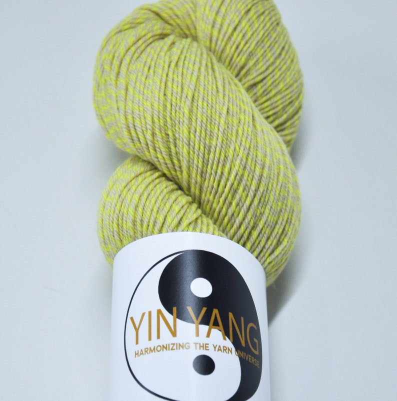 SHINE From Loop's New YIN YANG Collection in Fingering image 0