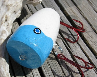 Driftwood Popper Bass Fishing Lure