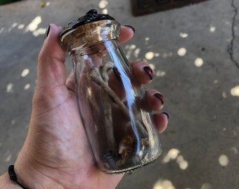 Keep the bad away Spell Bottle